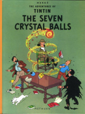 Tintin (The Adventures of) -13a- The Seven Crystal Balls