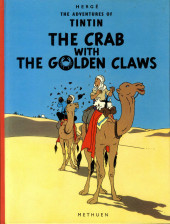 Tintin (The Adventures of) -9b1976- The Crab with the Golden Claws
