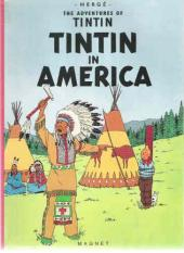 Tintin (The Adventures of) -3a- Tintin in America