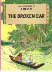 Tintin (The Adventures of) -6- The Broken Ear