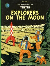 Tintin (The Adventures of) -17a75- Explorers on the Moon