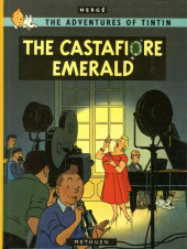 Tintin (The Adventures of) -21a- The Castafiore Emerald
