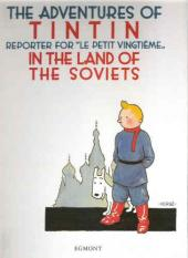 Tintin (The Adventures of) -1a- The Adventures of Tintin Reporter for