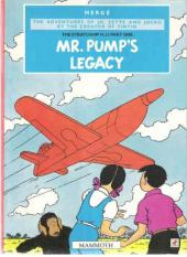 Jo, Zette and Jocko (The adventures of) -1- Mr. Pump's legacy