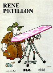 (AUT) Pétillon -HS- Plaquette René Pétillon - Le prince de la BD