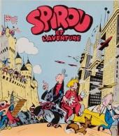 Spirou et Fantasio -01a- Spirou et l'Aventure
