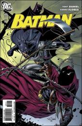 Batman Vol.1 (DC Comics - 1940) -695- Life after death part 4 : smoke and mirrors