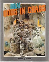 Nikopol (en anglais) -1- Gods in chaos