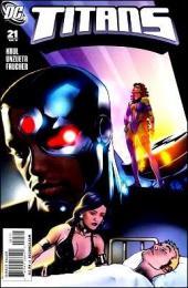 Titans (2008) -21- Fractured part 1