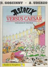 Astérix (en anglais) -C2- Astérix versus Caesar