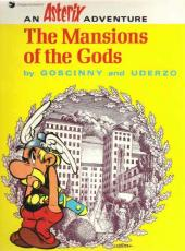 Astérix (en anglais) -16- The Mansions of the Gods