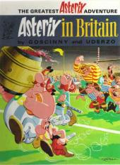 Astérix (en anglais) -8a72- Asterix in Britain