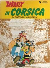 Astérix (en anglais) -20- Asterix in Corsica