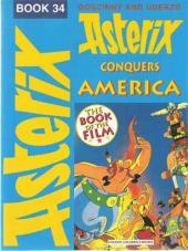 Astérix (en anglais) -C4- Asterix conquers America