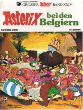 Astérix (en allemand) -24- Asterix bei den Belgiern