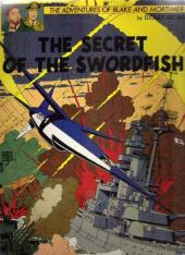 Blake and Mortimer (The Adventures of) -3- The Secret of the Swordfish - part 3