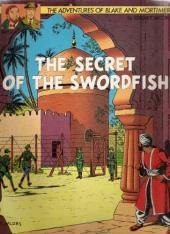 Blake and Mortimer (The Adventures of) -2- The Secret of the Swordfish - part 2