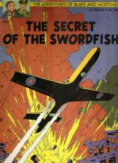 Blake and Mortimer (The Adventures of) -1- The Secret of the Swordfish - part 1