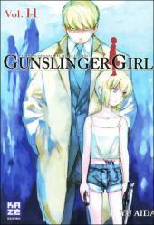 Gunslinger Girl -11- Tome 11