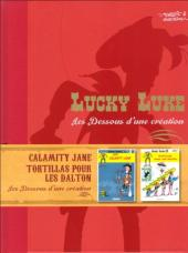 Lucky Luke - Les Dessous d'une création (Atlas) -4- Calamity Jane / Tortillas pour les Dalton