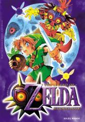 Legend of Zelda (The) -4- Majora's mask