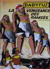 Papyrus -7b- La vengeance des ramsès