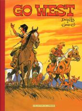 Go West (Greg/Derib) -a- Go west