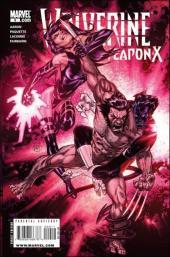 Wolverine: Weapon X (2009) -9- Insane in the brain part 4