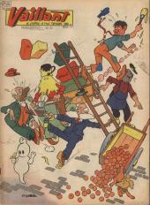 Vaillant (le journal le plus captivant) -621- Vaillant