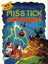 Walt Disney (Sélection BD) -4- Miss Tick attaque !