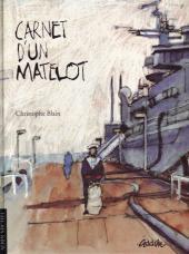 (AUT) Blain -1- Carnet d'un matelot