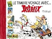 Astérix (Autres) -Timbre2- Le timbre voyage avec... Astérix