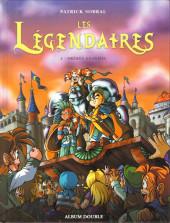 Les légendaires -FL2- Frères ennemis / Le réveil du Kréa-Kaos