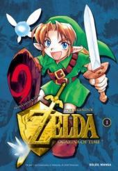 Legend of Zelda (The) -2- Ocarina of time 1