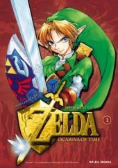 Legend of Zelda (The) -3- Ocarina of time 2