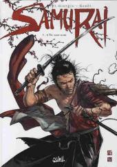 Samurai -5- L'Île sans nom