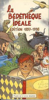 (DOC) Conseils de lecture -21997- La Bédéthèque idéale - Édition 1997-1998