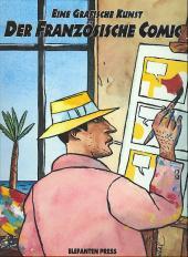 (Catalogues) Expositions -All- Eine Grafische Kunst - Der Französische Comic