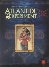 Atlantide experiment -3- Adrian kenton - Zanya Sentya Orozco