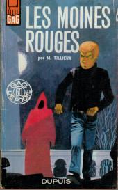Gil Jourdan -7GP- Les moines rouges