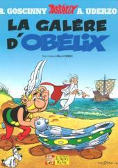 Astérix -30a2009- La galère d'Obélix