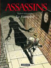 Assassins (Rodolphe/Puchol) -2- Le Vampire