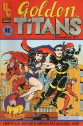 Golden Titans -1- Golden titans 1