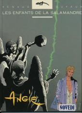 Les enfants de la Salamandre -1a1990- Angie