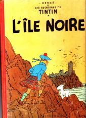 Tintin (Historique) -7B27Bis- L'île noire