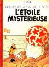 Tintin (Historique) -10B02- L'étoile mystérieuse