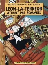 Léon-la-terreur (Léon Van Oukel) -2- Léon-la-terreur atteint des sommets