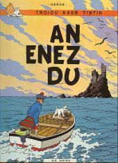 Tintin (en langues régionales) -7Breton- An enez du