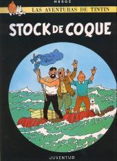 Tintín (Las Aventuras de) -19- Stock de coque