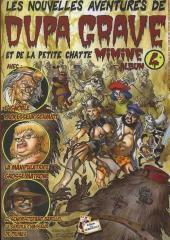Les nouvelles aventures de Dupa Grave et de la petite chatte Mimine -4- album 4